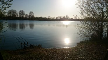 Carp Fisheries and my motivation