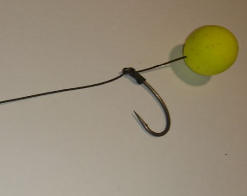 How to tie the KD rig